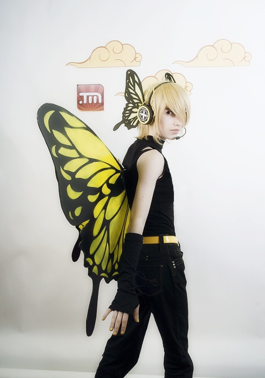 Len Kagamine - Vocaloid Magnet, by Anzukami