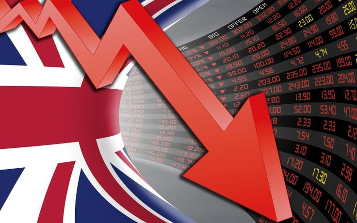 World Markets Buckle ~ Britain's ~ Out of EU ~