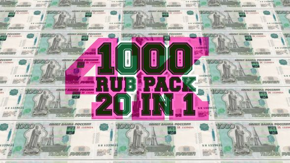 4K 1000 Rubles Pack 20 in 1 #Background, #Banking, #Bitcoin, #Business, #Cash, #Currency, #Dollar, #Euro, #Finance, #Financial, #KiraMishura, #Money, #Pack, #Ruble, #Russian, #Thousand https://goo.gl/KKn0zY