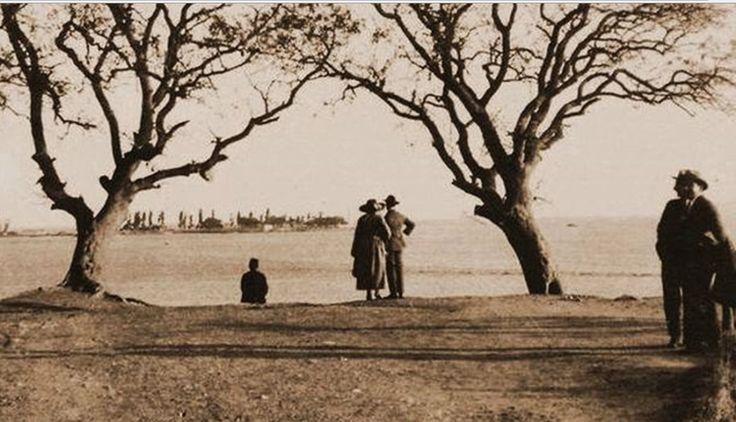 Moda sahili 1930'lar..