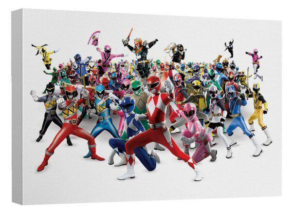 Power Rangers 25