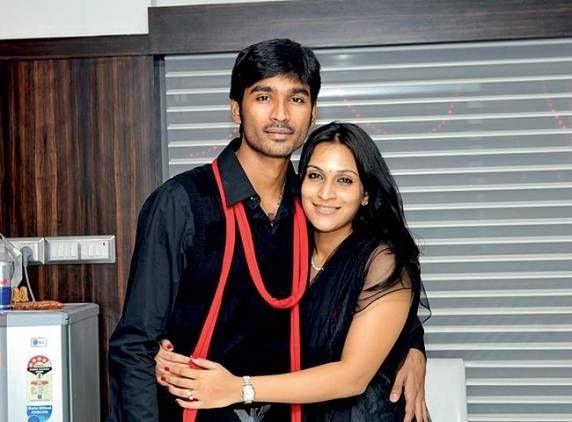 dhanush aishwarya love story -#main