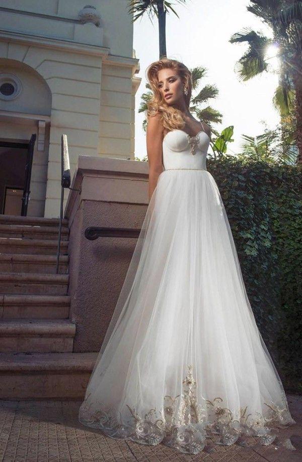 1000 Extravagant Wedding Dresses Pinterest