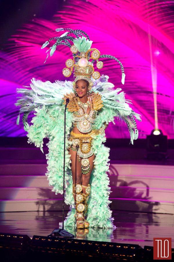 Miss Universe National Costumes 2014, Miss Panama