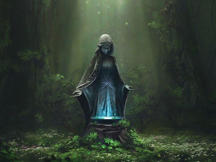 Goddess of Life and Health