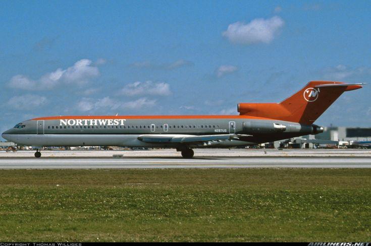 Boeing 727-251/Adv - Northwest Airlines