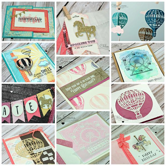 Onstage Live Brisbane 2016, Display Stamper, Samples, Stampin' Up!, Occasions Catalogue 2017, Occasions 2017, Sale-a-Bration, Sale-a-Bration 2017, #onstagelive2016, Onstage Live, Chloe Evans, Chlo's Craft Closet,