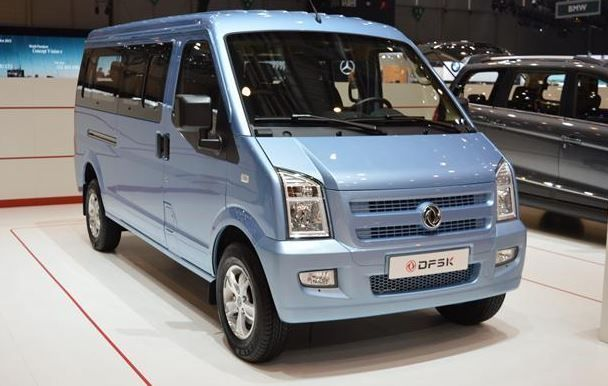 Dfsk Prince C 37 Mpv 2019 Price Overview Review Photos Fairwheels Com Toyota Classic Cars Passenger Vehicle