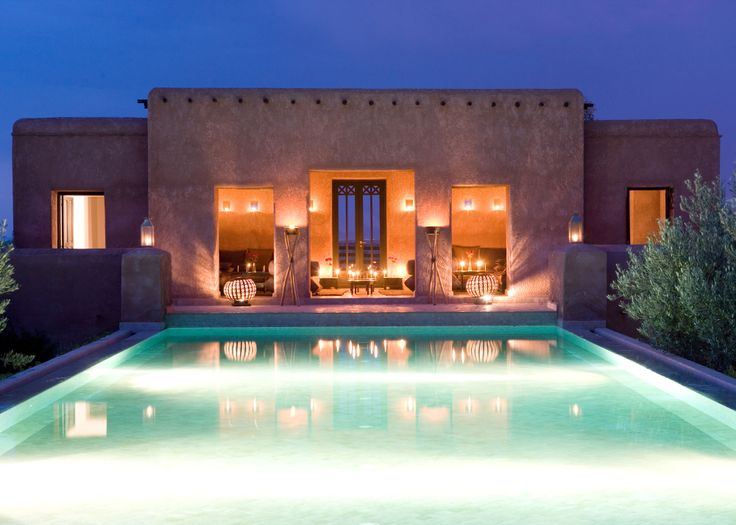 Grace Marrakech Hotel, Morocco
