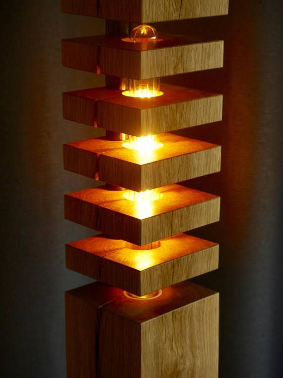 Pin On Wooden Lamps