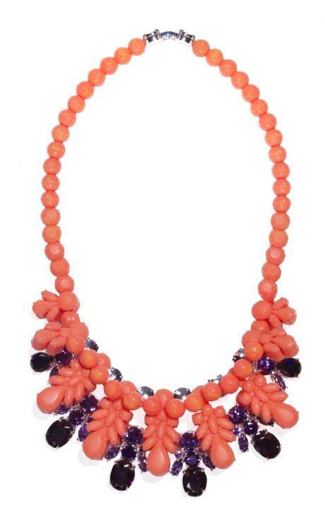 Jan 2014-Mary Pickford Necklace by Ek Thongprasert for Preorder on Moda Operandi