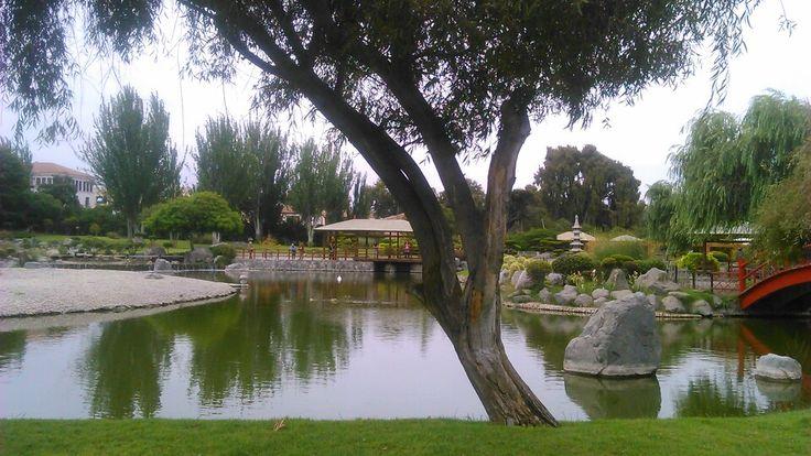 Jardín Japonés La Serena CHILE