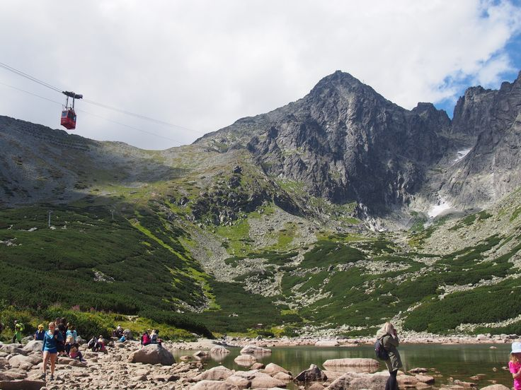 Postcard from Tatra mountains