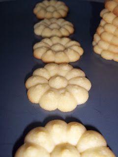 Edit konyhája: Omlós keksz házilag