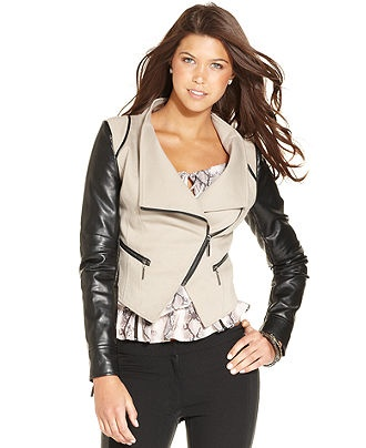 Leather jackets juniors cheap – Modern fashion jacket photo blog
