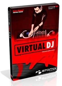 Atomix Virtual DJ Pro v7.4 With Crack Full Version Free Download