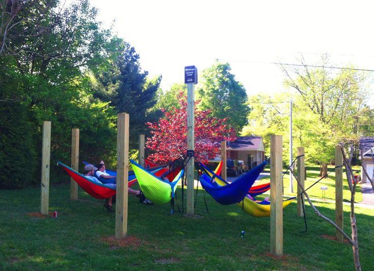 Hammock Lounge Kick Off! #StudentLife