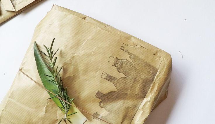Cómo envolver un regalo – Zerowaste Cultivarium