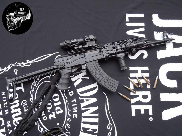 King Arms AK47