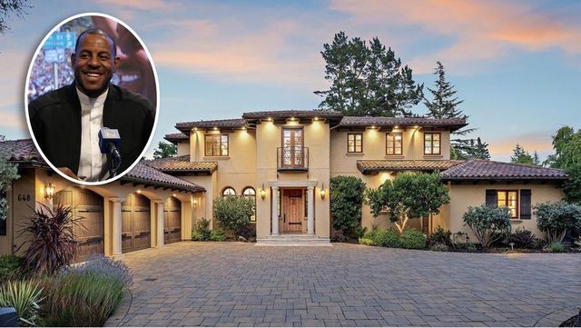 Nba S Andre Iguodala Sells Bay Area Mansion In Just 6 Weeks Mansions Celebrity Real Estate Malibu Beach House