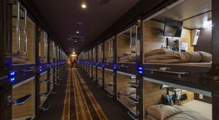 【東京】都内にあるおすすめカプセルホテル 全29選 - トラベルブック