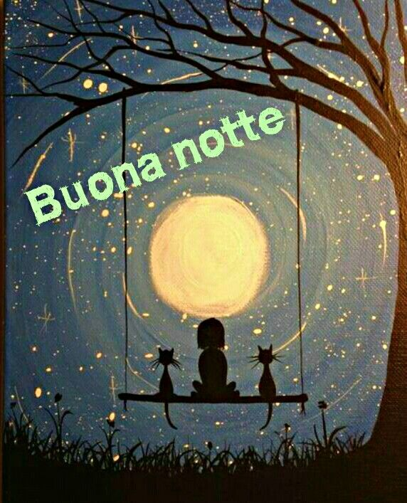 17 migliori immagini su Buonanotte su Pinterest | Italia ...