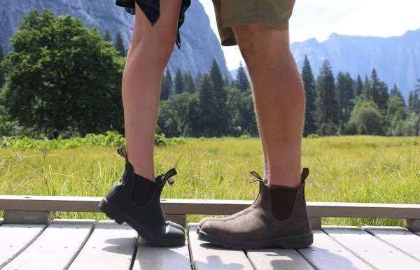 USA Sizing Lightweight, 7 Colors Summer Boots UNISEX Blundstone Active Series