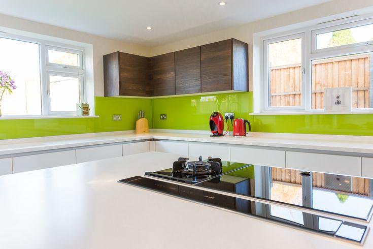Best 25+ Kitchen glass splashbacks ideas on Pinterest Glass - nolte küchen planer