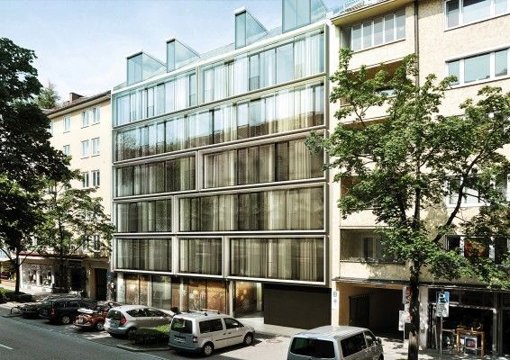 55 besten wohnungsbauten bilder auf pinterest wohnungsbau wohnen und deutschland. Black Bedroom Furniture Sets. Home Design Ideas