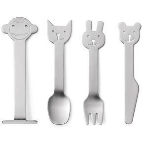 Animal Friends Flatware