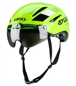 Giro Air Attack Shield Aero Cycling Helmet at SwimOutlet.com - Free Shipping