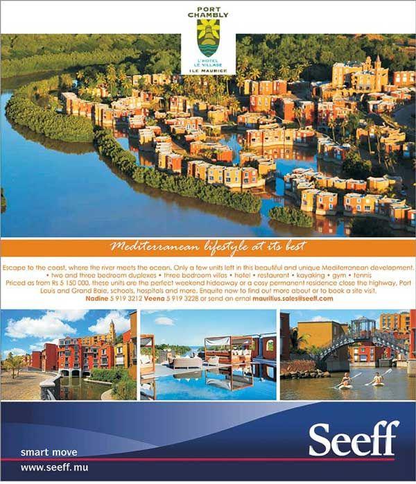 SEEFF PROPERTIES - Mediterranean lifestyle at its best. Tel: 263 2192