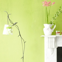 Designers Guild Wall Coverings - gorgeous green