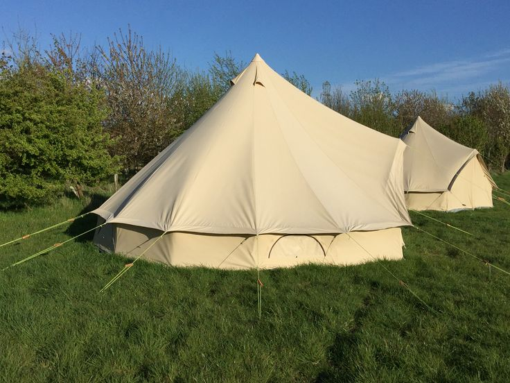 Our 5m & 4m tents – Try us out!!!