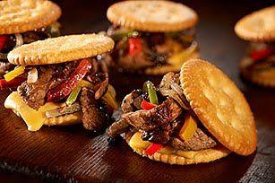 Ritz Cracker Recipe-By Guy Fieri