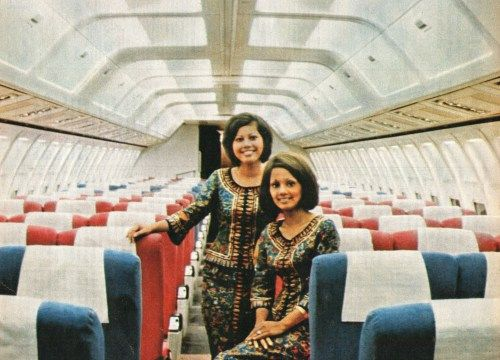 Malaysia Singapore Airlines Boeing 707