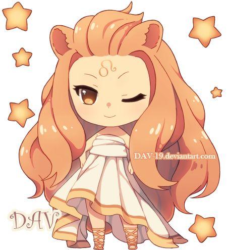 Chibi Leo by DAV-19.deviantart.com on @deviantART | Chibi ...