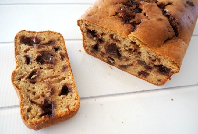 When I saw three lovely soft brown bananas sitting in the bowl last week, I took it as a sign I needed to make this Chocolate Chip and Banana Bread. This recipe is a favourite in our house, the addition of yummy chocolate chips turn this delicious banana bread into something really special.