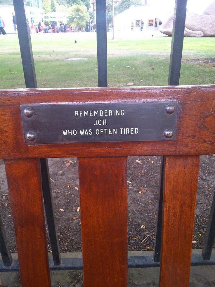 7 Best Images About Fun Bench Ideas On Pinterest Memorial Plaques The Park And I Want