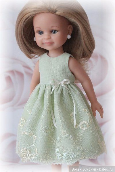Праздничные платья для Paola Reina 32см / Одежда для кукол / Шопик. Продать купить куклу / Бэйбики. Куклы фото. Одежда для кукол