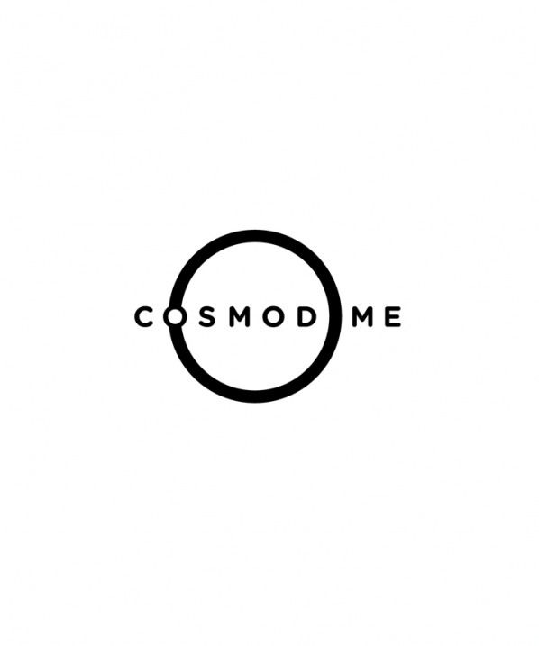 Cosmodome logo. Reminds me of an eclipse which is a perfect fit for a space museum.