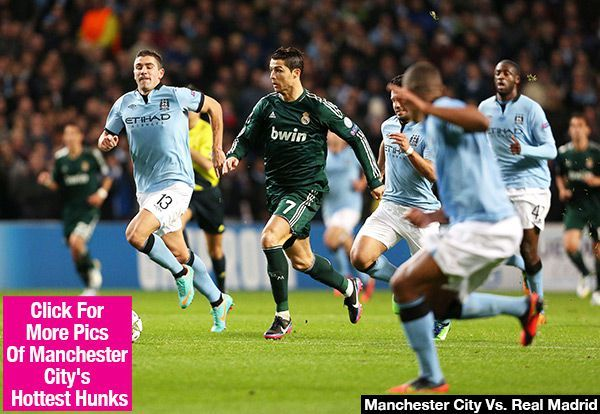 Real Madrid Vs. Manchester City Live Stream — Watch The Champions League Semi-Final