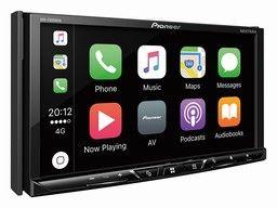 """Pioneer AVH-Z5000DAB - 2DIN Bilradio m. DAB+ til billig pris hos CARSound Bilstereo - Bedre lyd i bilen... (Radio med 7"""" TouchScreen Apple CarPlay og Android Auto)"""