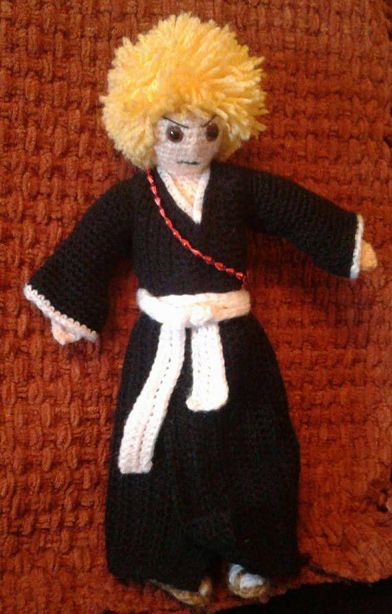 Resultado de imagen para amigurumi anime | Amigurumi doll, Crochet ... | 892x570