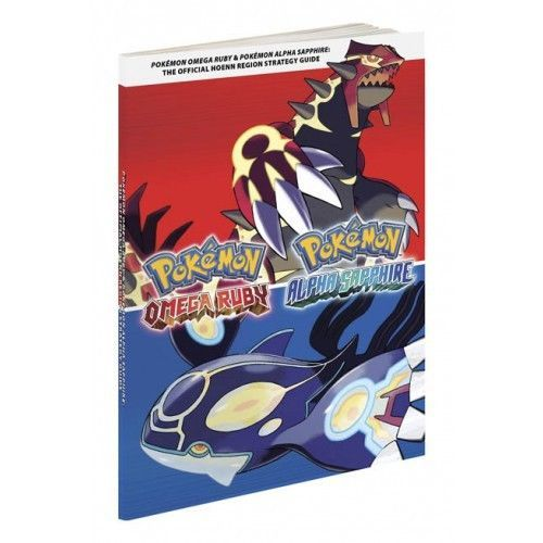 Pokemon Omega Ruby Alpha Sapphire Strategy Guide