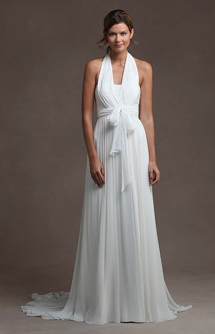 22 best Halter Style Wedding Dresses images on Pinterest  Wedding frocks Homecoming dresses