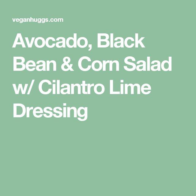 1000 ideias sobre Salada De Milho E Abacate no Pinterest | Saladas De ...