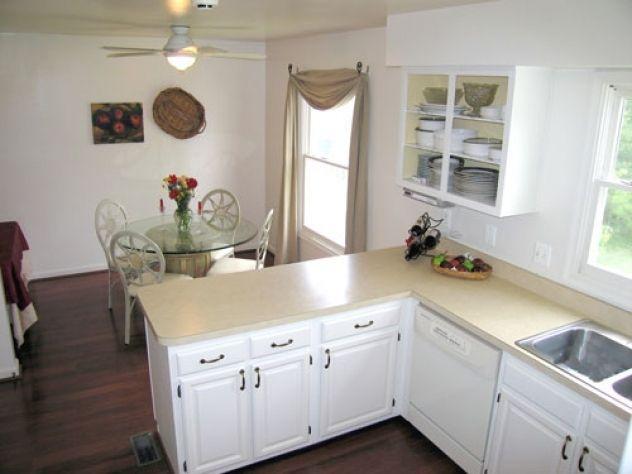 кухня роспись шкафов белый отделка кухни