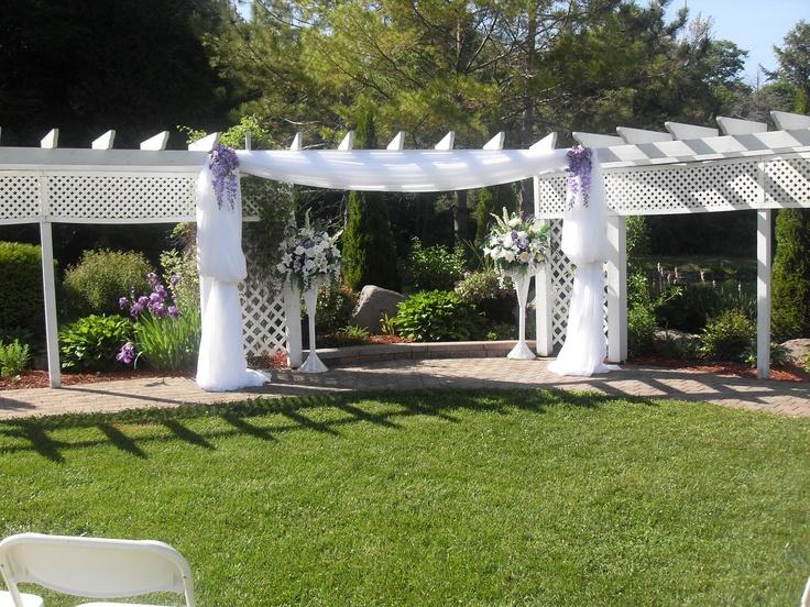 Trellis Outdoor Wedding Ceremonies: 54 Best Outdoor Weddings Images On Pinterest
