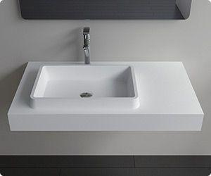 Wall Mounted Bathroom Sinks | Badeloft USA